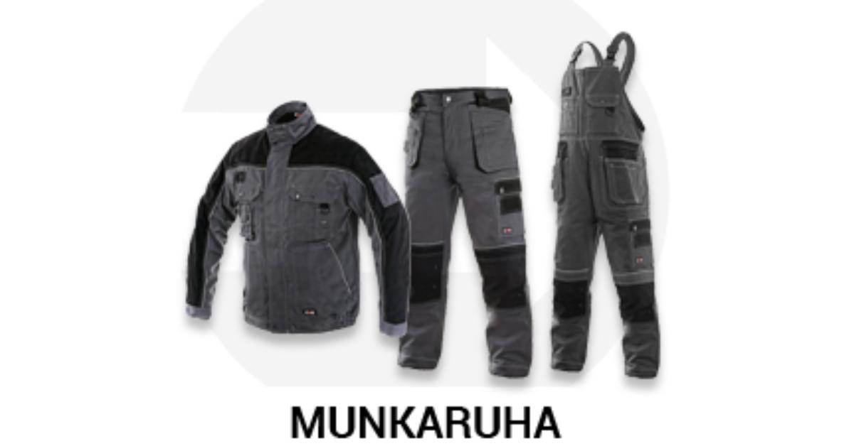 Munkaruhazati bolt Munkaruha Webáruház, RUHÁZAT, LÁBBELIK