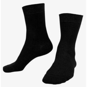 Prince bamboo zokni (fekete)
