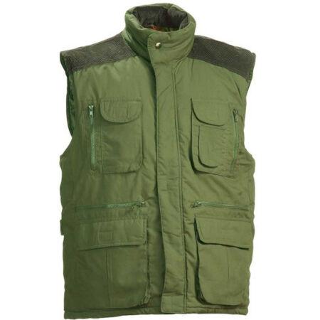 Coverguard Bressan vadászmellény (zöld)