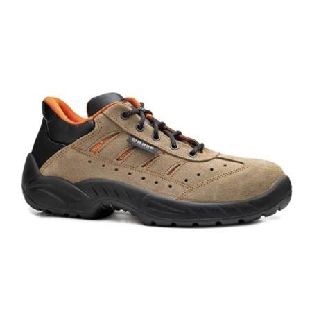 Base Paddington S1P SRC munkavédelmi cipő (bézs)