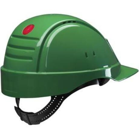 3M Peltor G2000 munkavédelmi sisak (zöld)