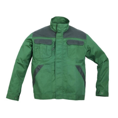 Coverguard Commander munkakabát (zöld)