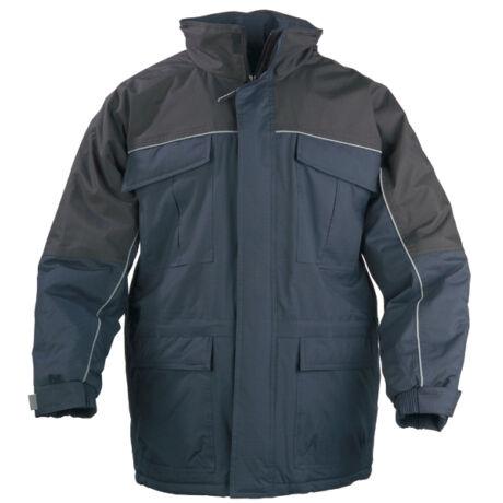 Coverguard Ripstop 4/1 kabát (sötétkék/fekete)