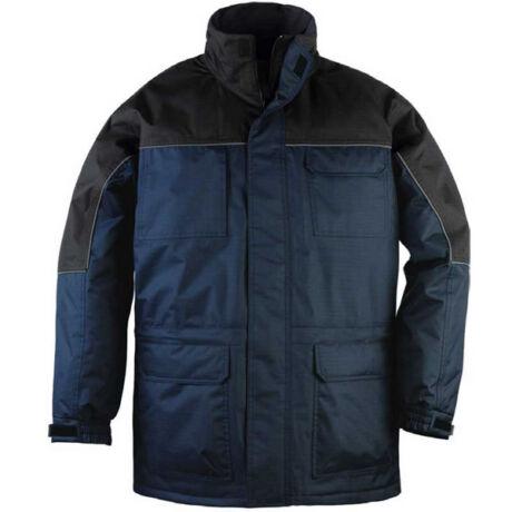 Coverguard Ripstop kabát (sötétkék/fekete)