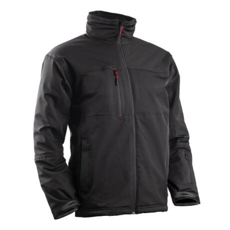 Coverguard Yang Winter kabát (fekete)