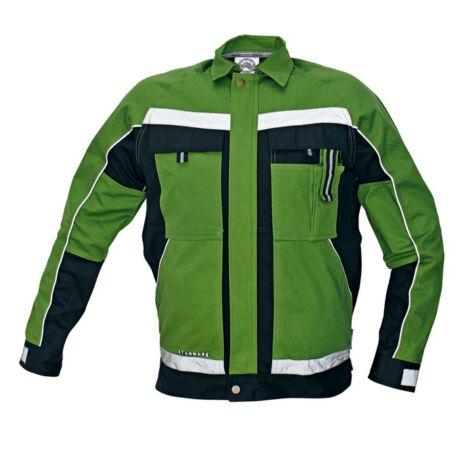 CRV Stanmore munkakabát (zöld)