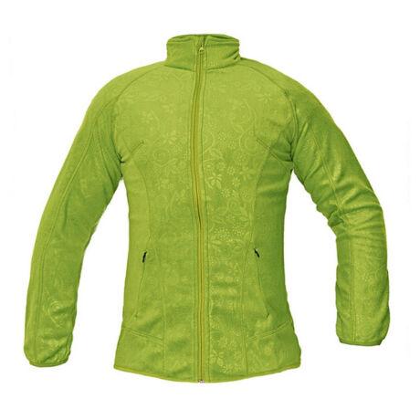 CRV Yowie női polár dzseki (zöld)