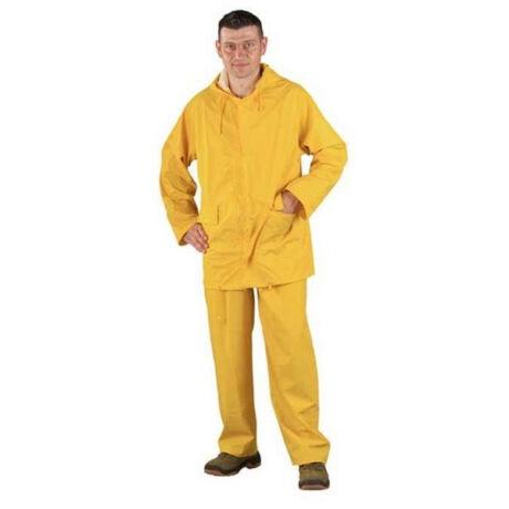 Coverguard PU esőruha (sárga)