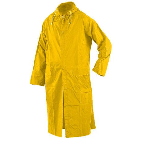 Coverguard PVC köpeny 120 cm (sárga)