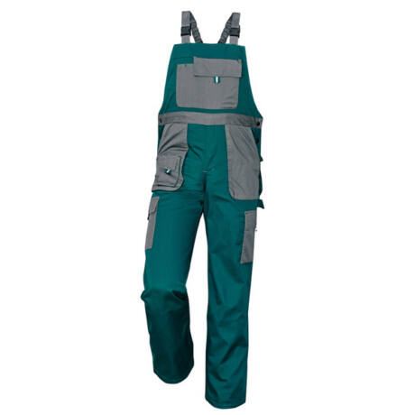 CRV Max Evolution kantáros nadrág (zöld/szürke)