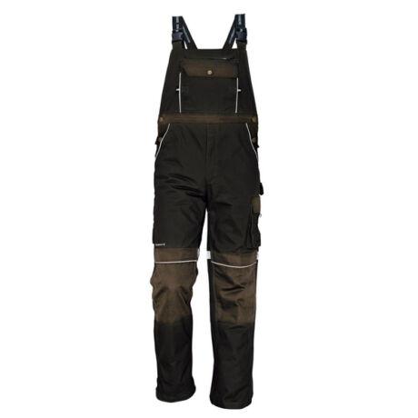 CRV Stanmore kantáros nadrág (barna)
