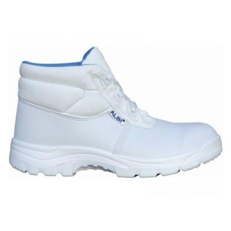 Coverguard Albi O2 fémmentes munkavédelmi bakancs (fehér)