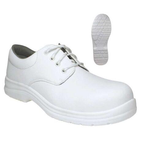Coverguard Mali O2 SRC fémmentes munkavédelmi cipő (fehér)