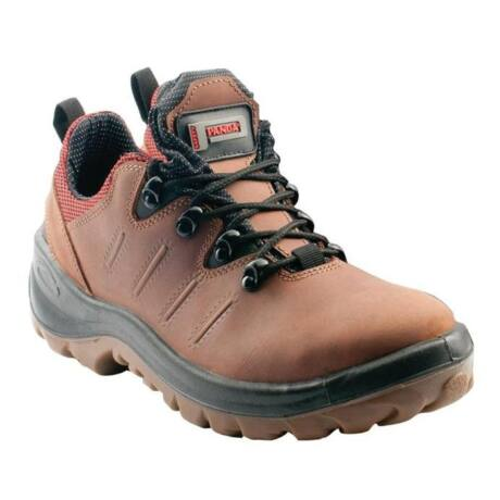 2a4fbab2014b Panda Top Trekking Miura S3 SRC munkavédelmi cipő (38, barna ...