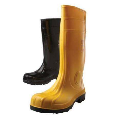 Boots Eurofort S5 gumicsizma (fekete)