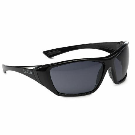 Bollé Hustler munkavédelmi szemüveg (füstszínű)