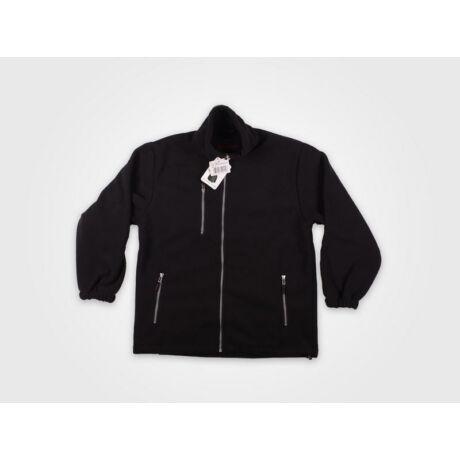 fa11ba56fb Angara cipzáros pulóver (L, fekete), Pulóver, Coverguard workwear