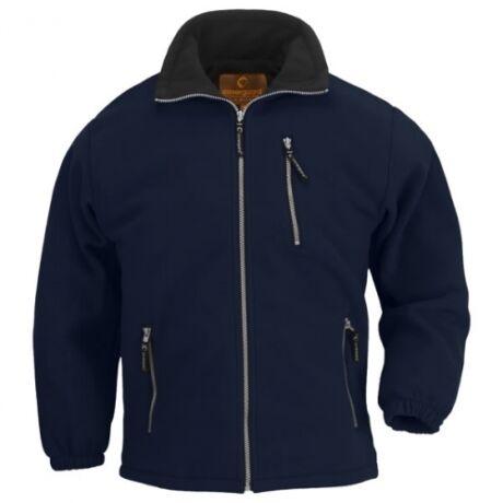 Coverguard Angara cipzáras pulóver (kék)