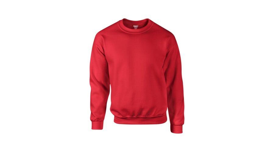 Gildan Ultra Blend pulóver (piros) Nagyításhoz kattintson a képre! b41f7476ae