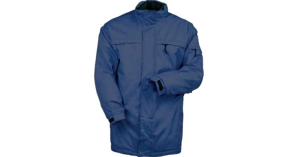 Coverguard Pole Ouest téli munkavédelmi kabát kék
