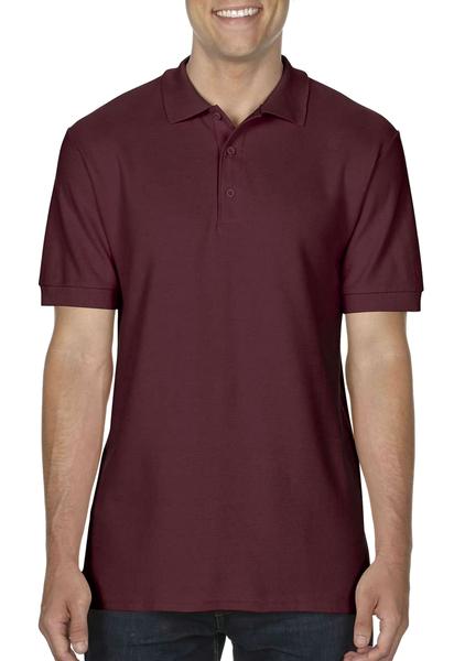 Gildan Premium Cotton galléros póló (S 332f924a7b