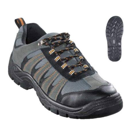 Coverguard Diamant S1P munkavédelmi cipő (szürke)