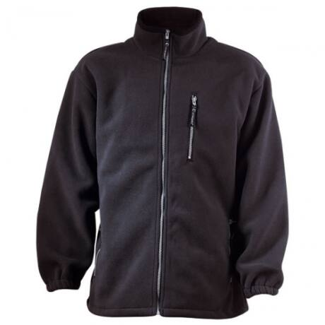 Coverguard Angara cipzáras pulóver (fekete)