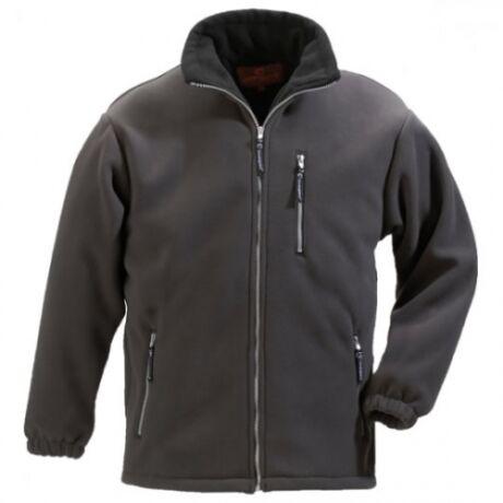 Coverguard Angara cipzáras pulóver (szürke)